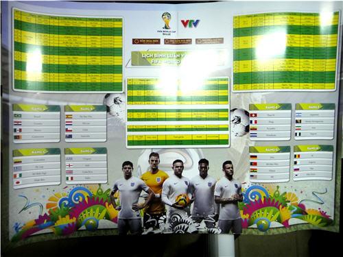 Hoa Sen_Lich World Cup 2014
