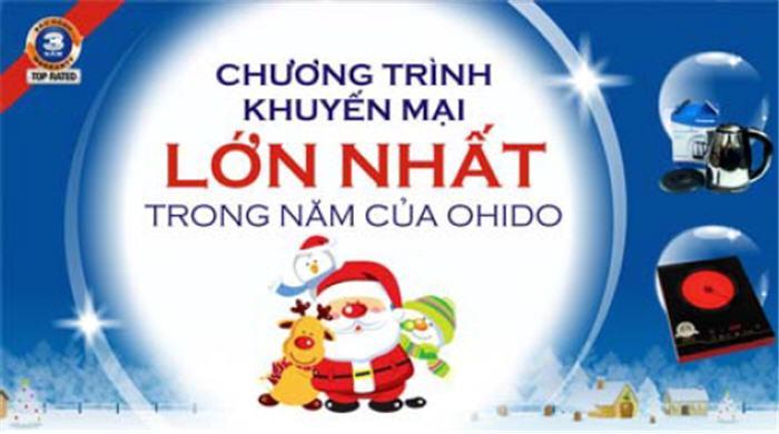 Khuyen mai Giang Sinh